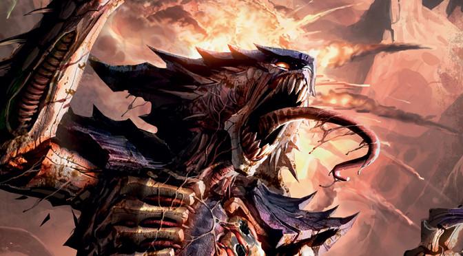 New Tyranids Battle Report