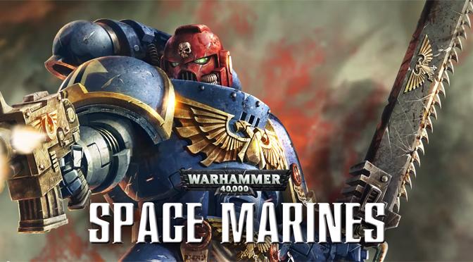Space Marines!