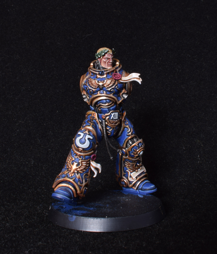 Ultramarines Army Ultramarine Arm...