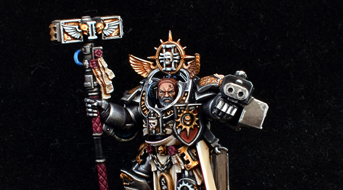 Grand Master Voldus – Final Work in Progress