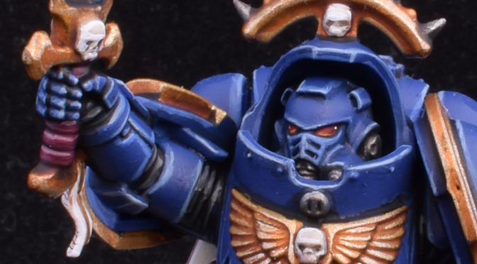 Primaris Space Marine Captain