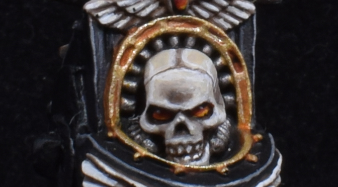 Terminator Chaplain – Work in Progress