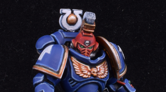 Ultramarines Primaris Sergeant