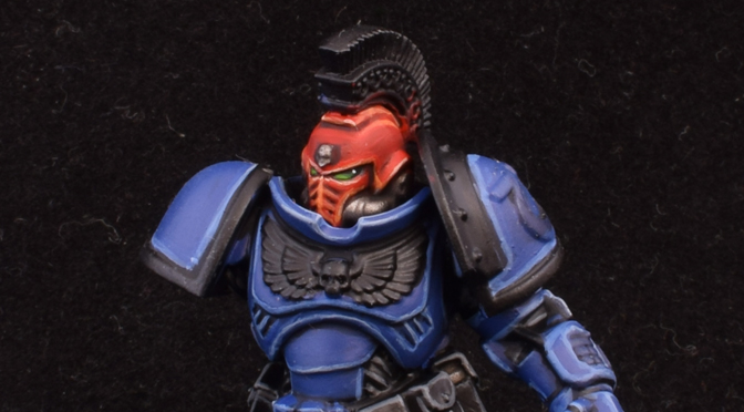 More Primaris WIP