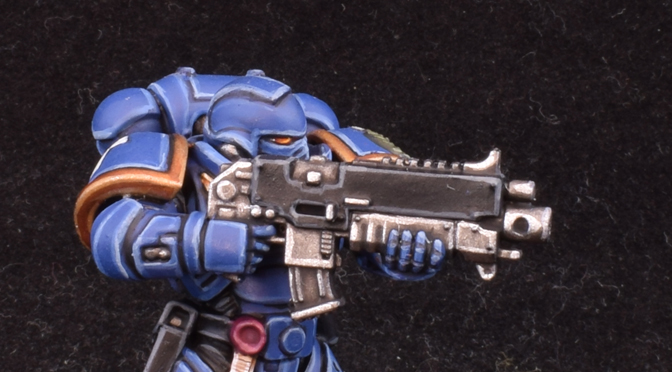 Primaris Intercessor Number Four