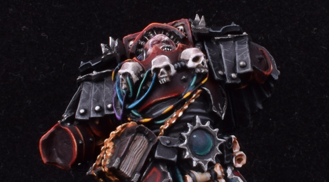 Terminator Sorcerer Work in Progress 3