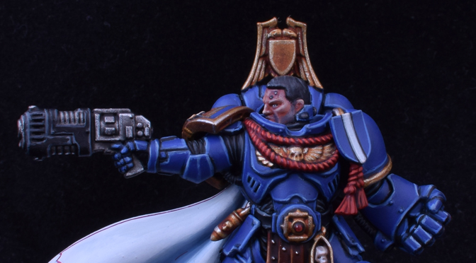 Limited Edition Primaris Captain