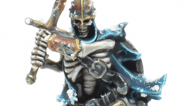 Fifth Shadespire Skeleton Completed