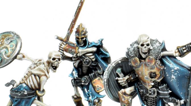 Shadespire Skeletons Complete!