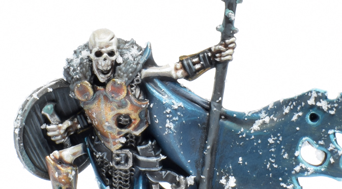 Shadespire Wight King (?) Completed