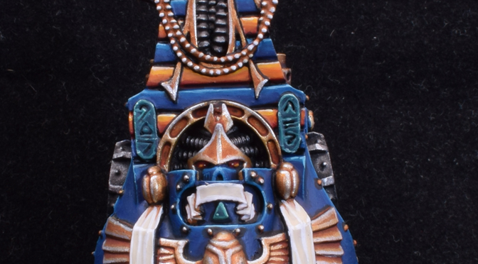 Thousand Sons Dread – WIP 4