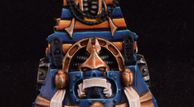 Thousand Sons Dread – WIP 2