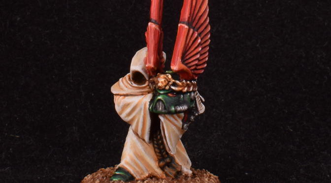 Azrael, Dark Angels Chapter Master