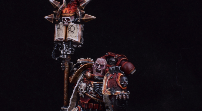 High Chaplain Erebus
