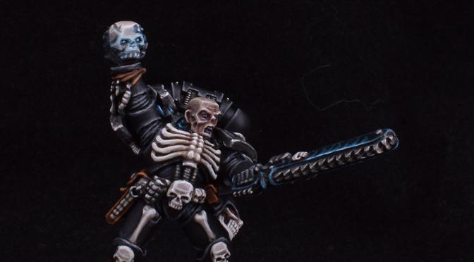 Legion of the Damned – Sergeant Centurius