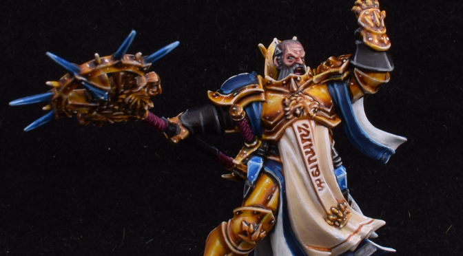 NMM Stormcast Eternal using Contrast Paints