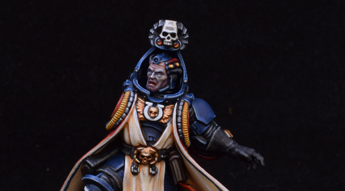 Chief Librarian Togurius – WIP
