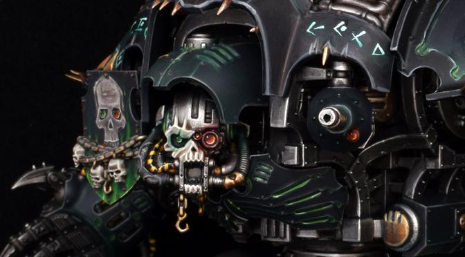 Knight Desecrator – WIP 7