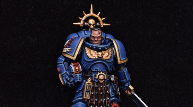 Second Ultramarines Lieutenant