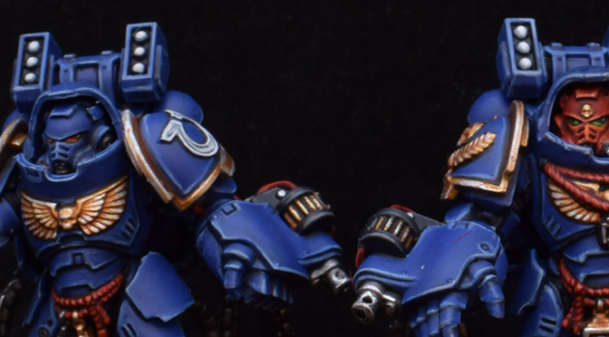 Ultramarines Aggressors