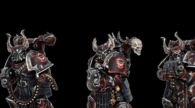 Word Bearers Squad