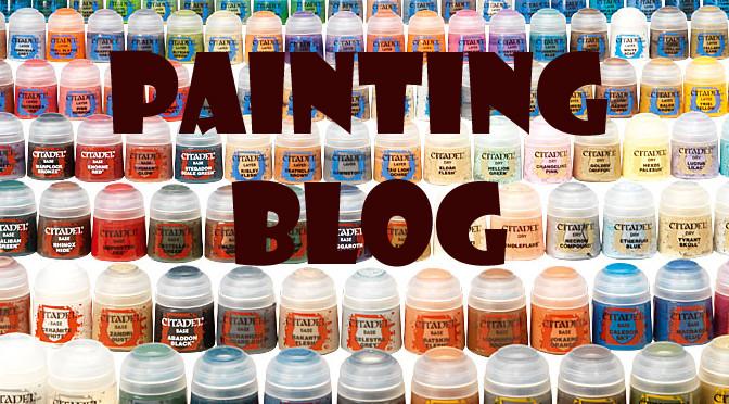Dan's Painting Blog