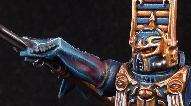 Exalted Sorcerer – now with added arm!