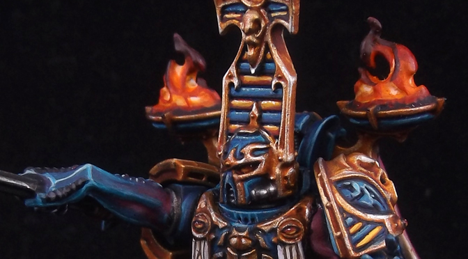 Thousand Sons Exalted Sorcerer