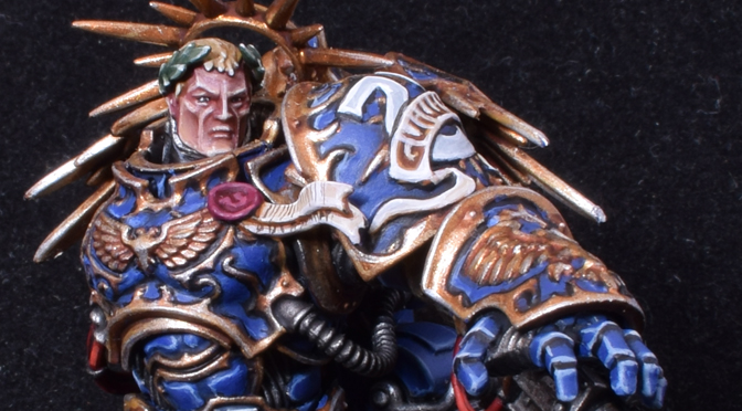 Further work on Roboute Guilliman
