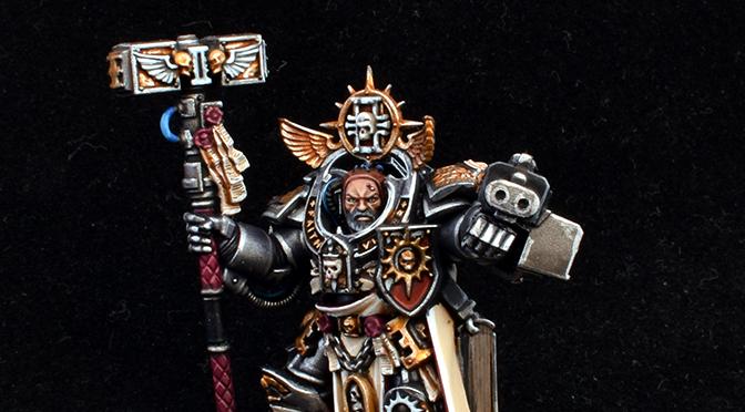 Grand Master Voldus – Final Work in Progress