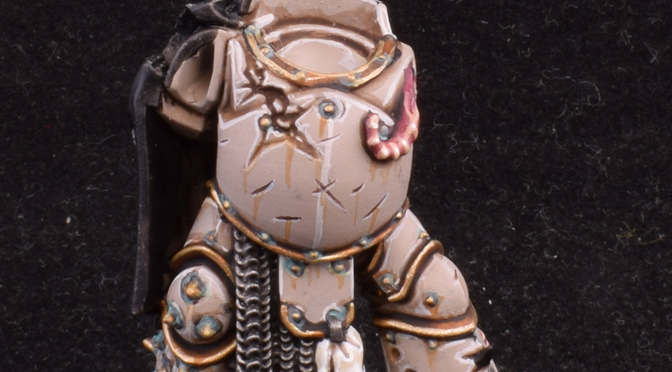 Death Guard WIP part two!