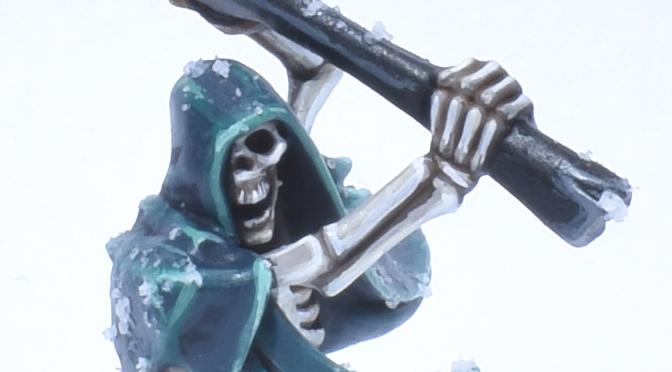 Shadespire Skeleton Finished
