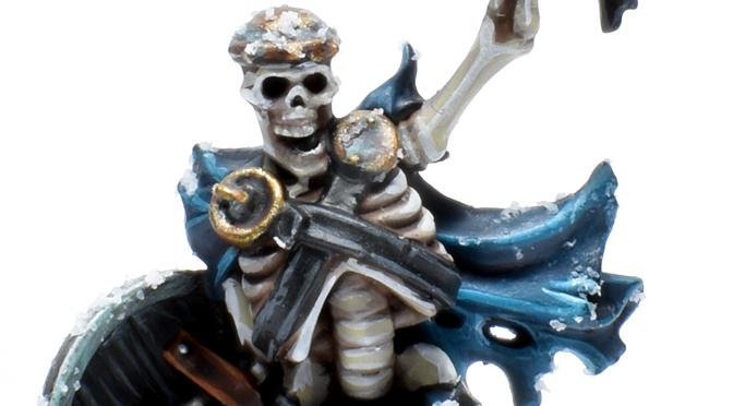 Third Shadespire Skeleton