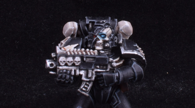 Second Damned Legionnaire