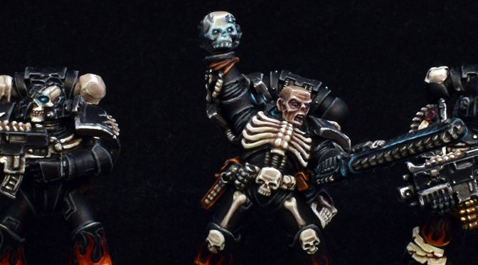 Legion of the Damned Squad Complete