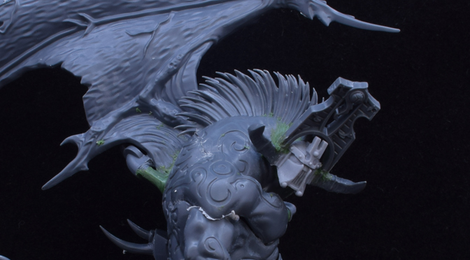 Daemon Prince conversion part 2