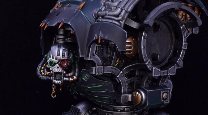 Knight Desecrator – WIP 3