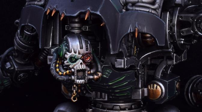 Knight Desecrator – WIP 4