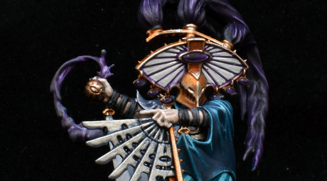 Cypher Lords – Thrall Master