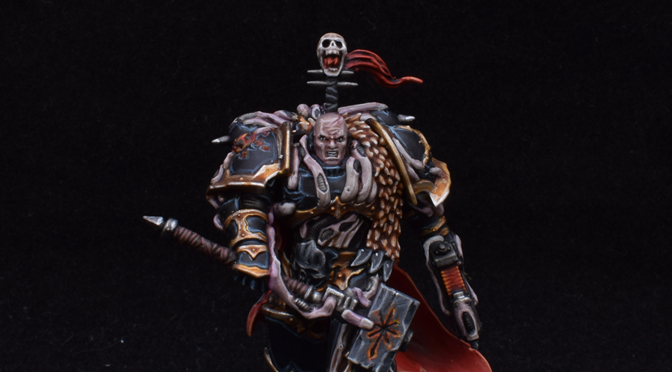 Black Legion Chaos Lord