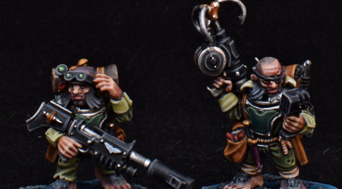 Rein and Raus – Heroes of the Imperium