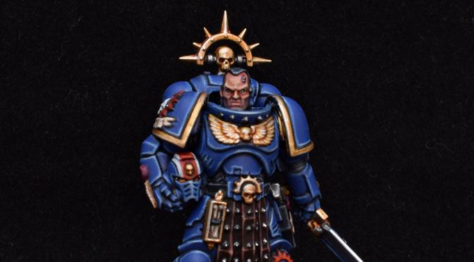 Second Ultramarines Lieutenant