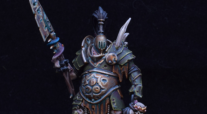 Sepsimus – Blight King of the Wurmspat