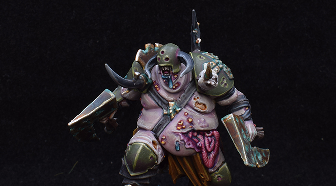 Ghulgoch the Butcher – Blightking of the Wurmspat
