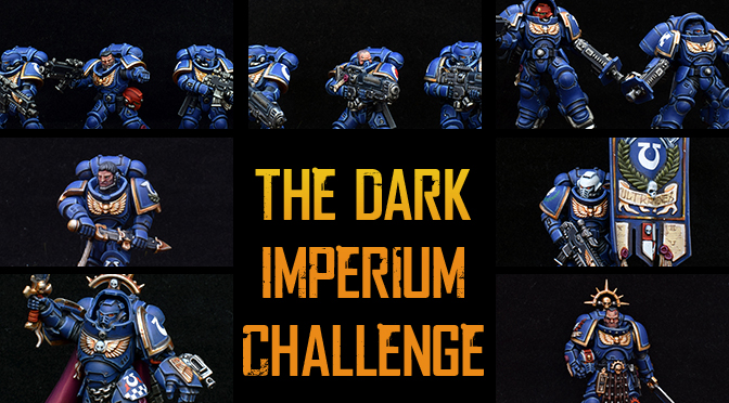 The Dark Imperium Challenge!