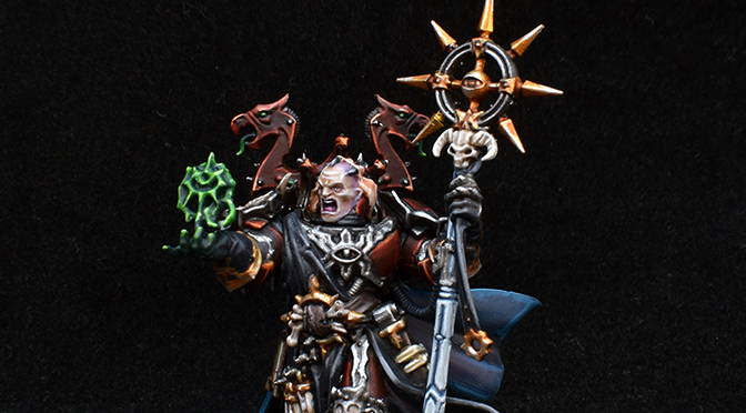 Word Bearers Sorcerer